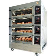 electric deck oven 1