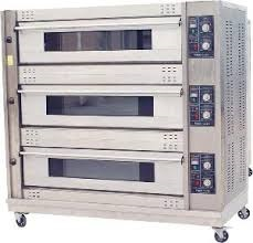 electric deck oven 2