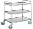 ss utility trolley