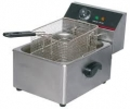 single deep fryer